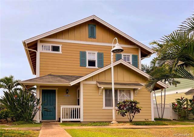 87-1962 Pakeke Street F, Waianae, HI 96792 (MLS #202115545) :: Keller Williams Honolulu