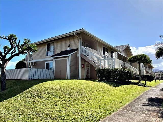 94-1509 Waipio Uka Street A206, Waipahu, HI 96797 (MLS #202115548) :: Team Lally