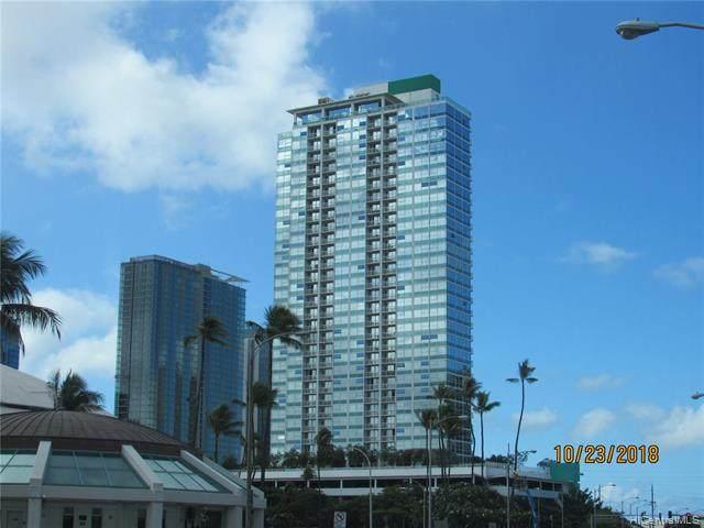 909 Kapiolani Boulevard #2901, Honolulu, HI 96814 (MLS #202115555) :: Island Life Homes
