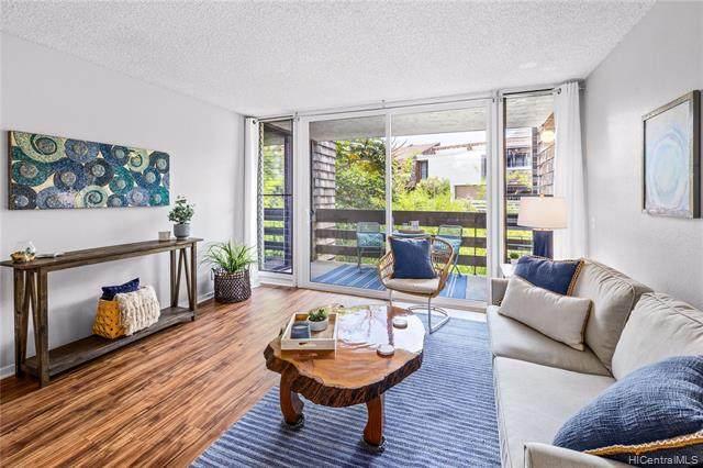 1015 Aoloa Place #316, Kailua, HI 96734 (MLS #202115573) :: Keller Williams Honolulu