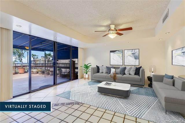 217 Prospect Street C3, Honolulu, HI 96813 (MLS #202115574) :: LUVA Real Estate