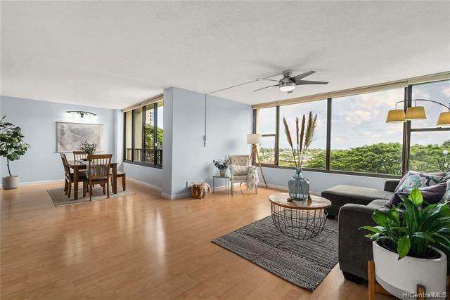 6710 Hawaii Kai Drive #502, Honolulu, HI 96825 (MLS #202115579) :: LUVA Real Estate