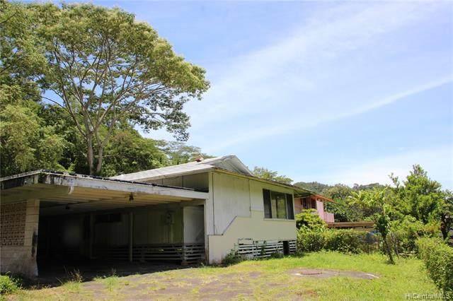 2709 Waiomao Road, Honolulu, HI 96816 (MLS #202115604) :: Hawai'i Life
