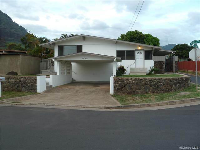 85-774 Piliuka Place, Waianae, HI 96792 (MLS #202115621) :: Keller Williams Honolulu