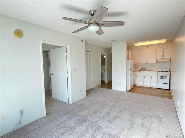 1448 Young Street #610, Honolulu, HI 96814 (MLS #202115641) :: LUVA Real Estate