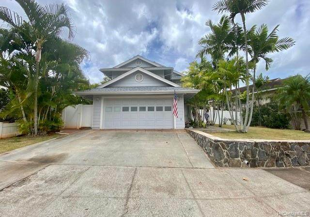 94-1100 Kukula Street, Waipahu, HI 96797 (MLS #202115650) :: Team Lally