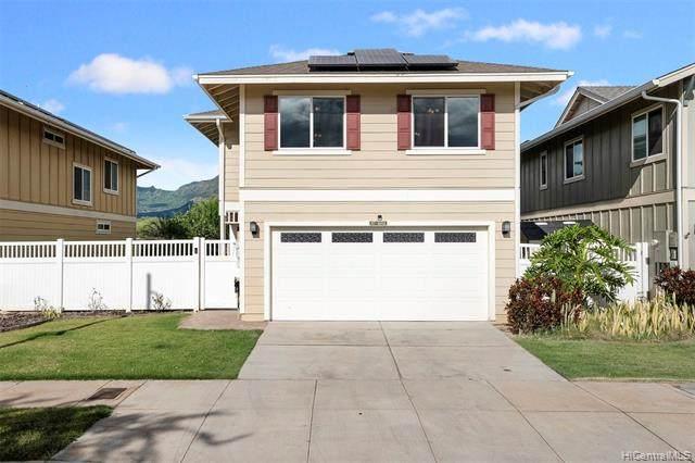 87-1694 Wehiwehi Street, Waianae, HI 96792 (MLS #202115658) :: Keller Williams Honolulu