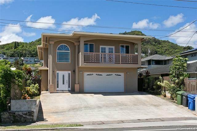 44-760 Kaneohe Bay Drive, Kaneohe, HI 96744 (MLS #202115664) :: Team Lally