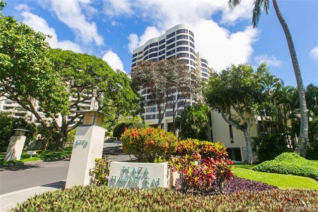 6770 Hawaii Kai Drive #1107, Honolulu, HI 96825 (MLS #202115678) :: Hawai'i Life