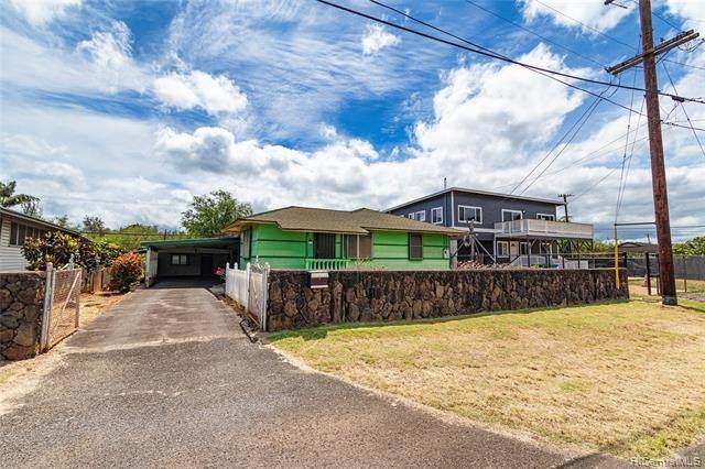 67-207 Kukea Circle, Waialua, HI 96791 (MLS #202115687) :: Team Lally