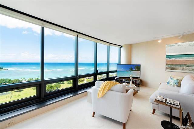 1330 Ala Moana Boulevard #1905, Honolulu, HI 96814 (MLS #202115688) :: Island Life Homes