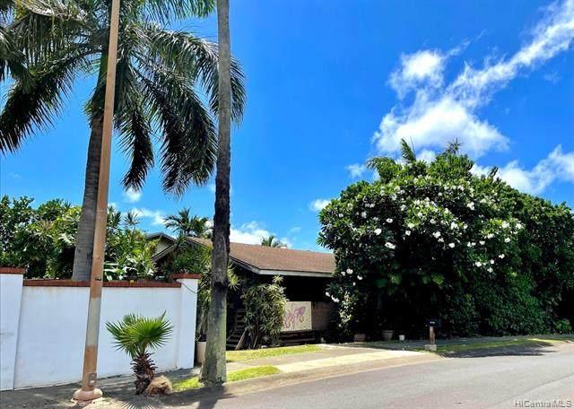58-045 Kapuai Place, Haleiwa, HI 96712 (MLS #202115704) :: Team Lally