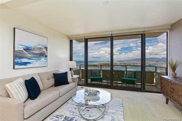 600 Queen Street #3704, Honolulu, HI 96813 (MLS #202115718) :: Island Life Homes
