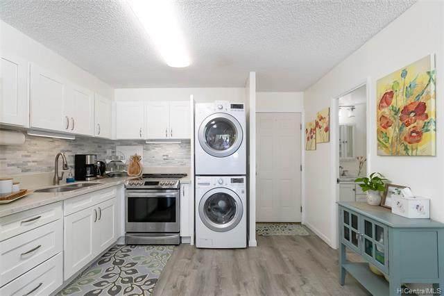 1333 Heulu Street #306, Honolulu, HI 96822 (MLS #202115723) :: LUVA Real Estate