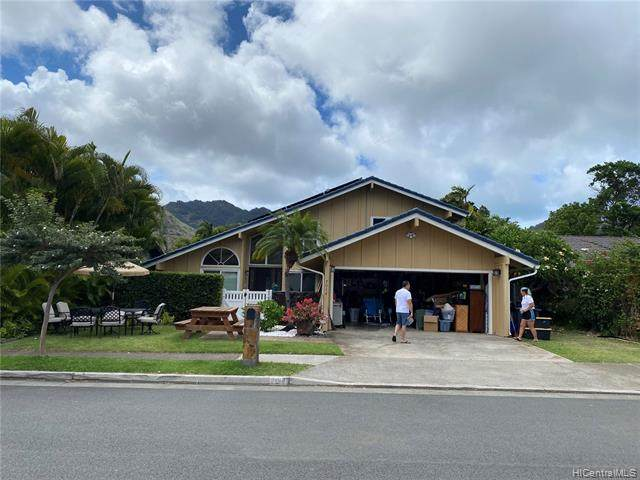 7014 Niumalu Loop, Honolulu, HI 96825 (MLS #202115726) :: LUVA Real Estate