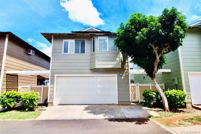 91-1027C Hoomaka Street #71, Ewa Beach, HI 96706 (MLS #202115731) :: Keller Williams Honolulu