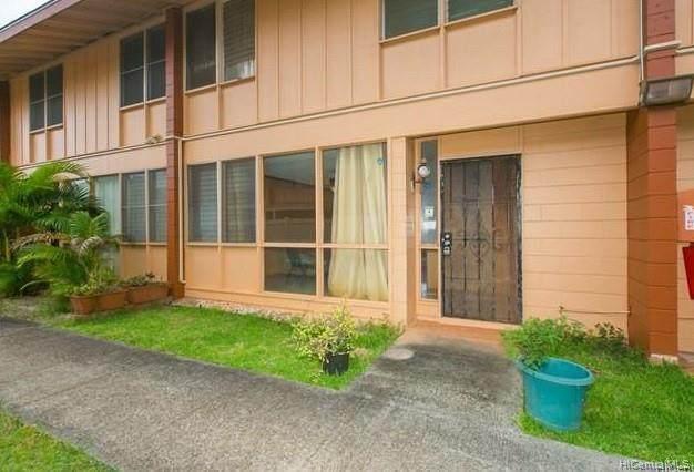 1269 Kipaipai Street 31C, Pearl City, HI 96782 (MLS #202115737) :: Weaver Hawaii | Keller Williams Honolulu