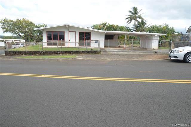 2402 Komo Mai Drive, Pearl City, HI 96782 (MLS #202115742) :: Weaver Hawaii | Keller Williams Honolulu