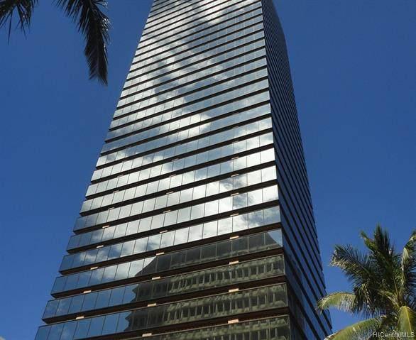 1188 Bishop Street #1006, Honolulu, HI 96813 (MLS #202115747) :: Island Life Homes