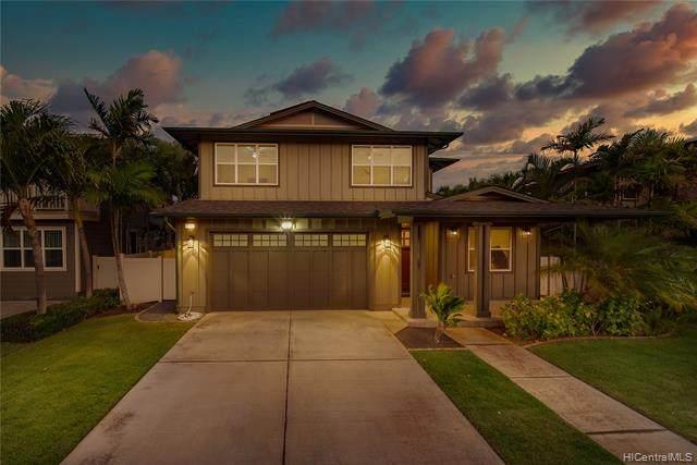 91-1065 Kuanoo Street, Ewa Beach, HI 96706 (MLS #202115761) :: Corcoran Pacific Properties