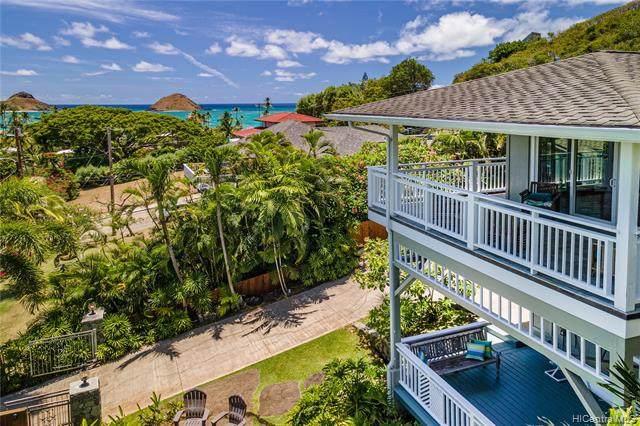 211 Poopoo Place, Kailua, HI 96734 (MLS #202115776) :: Corcoran Pacific Properties