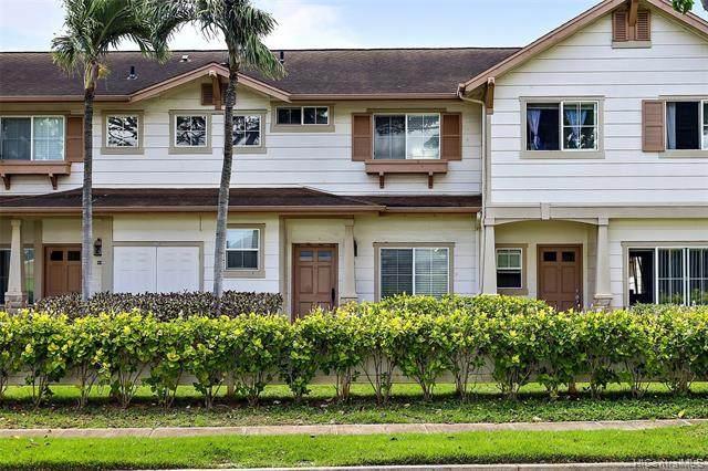 91-1039 Keoneula Boulevard D5, Ewa Beach, HI 96706 (MLS #202115787) :: Keller Williams Honolulu