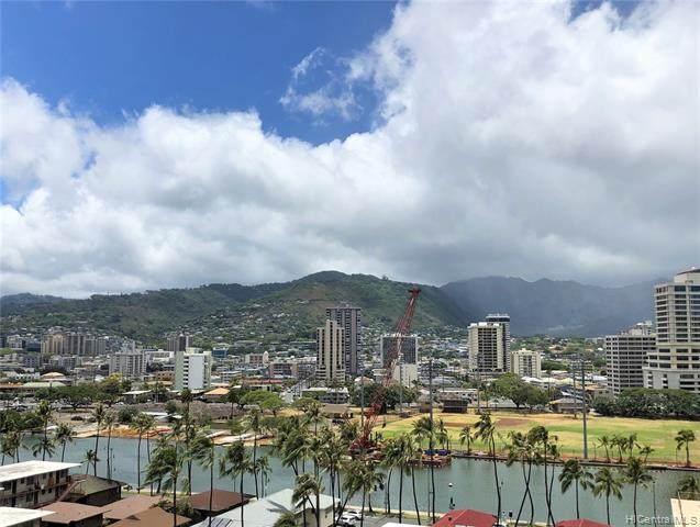 430 Keoniana Street #703, Honolulu, HI 96815 (MLS #202115793) :: Team Lally