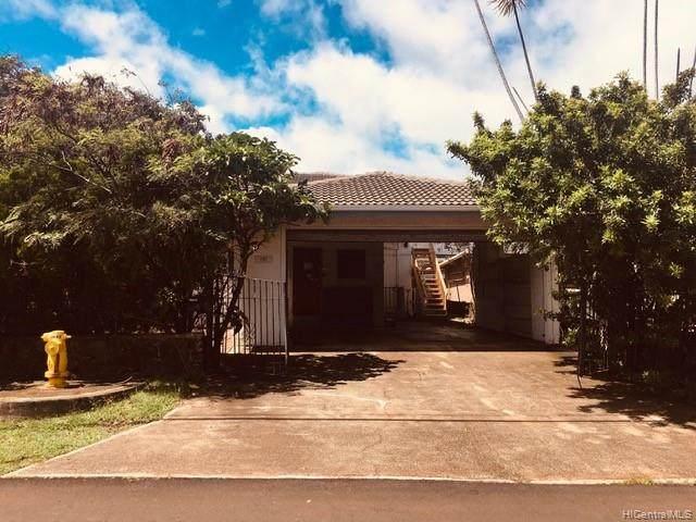 1102 19th Avenue, Honolulu, HI 96816 (MLS #202115795) :: Hawai'i Life