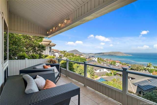 175 Kaulana Way, Honolulu, HI 96821 (MLS #202115810) :: Hawai'i Life