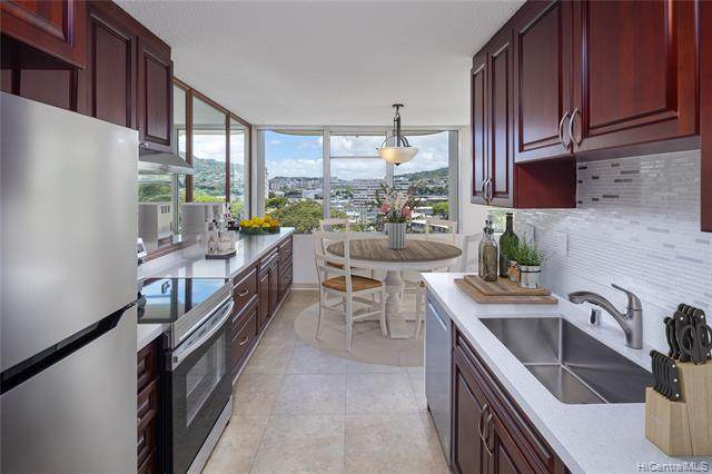 2825 S King Street #704, Honolulu, HI 96826 (MLS #202115811) :: Hawai'i Life