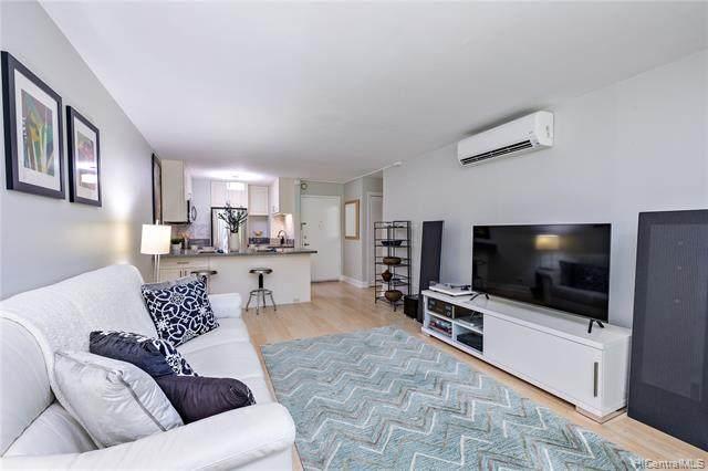 3161 Ala Ilima Street #105, Honolulu, HI 96818 (MLS #202115818) :: LUVA Real Estate