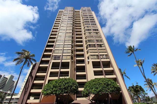 320 Liliuokalani Avenue #1203, Honolulu, HI 96815 (MLS #202115823) :: LUVA Real Estate