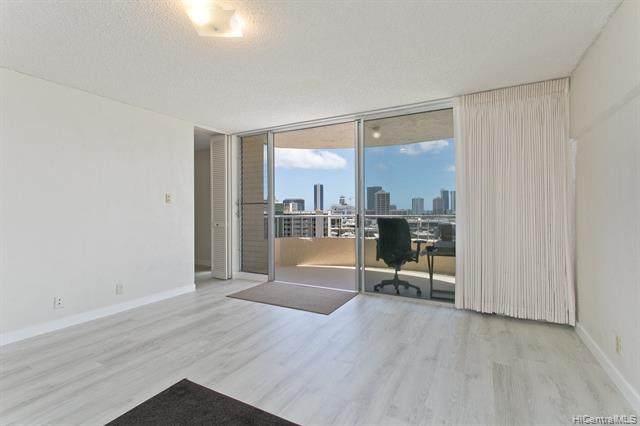 1447 Kewalo Street #906, Honolulu, HI 96822 (MLS #202115825) :: LUVA Real Estate