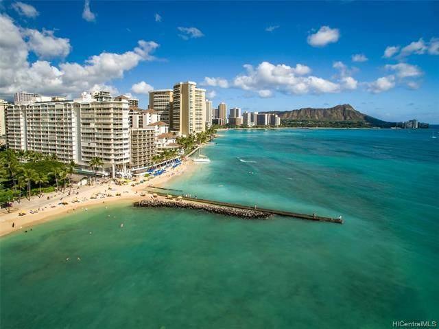 2161 Kalia Road #1200, Honolulu, HI 96815 (MLS #202115833) :: Corcoran Pacific Properties