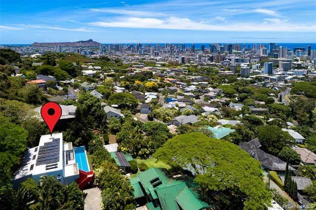2182 Round Top Drive, Honolulu, HI 96822 (MLS #202115834) :: LUVA Real Estate