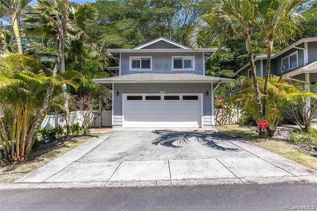 95-1210 Wikao Street #2, Mililani, HI 96789 (MLS #202115847) :: Keller Williams Honolulu