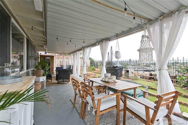 94-722 Honowai Street, Waipahu, HI 96797 (MLS #202115886) :: LUVA Real Estate