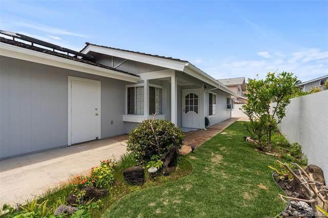 1149 Namahealani Place C, Honolulu, HI 96825 (MLS #202115893) :: Weaver Hawaii | Keller Williams Honolulu