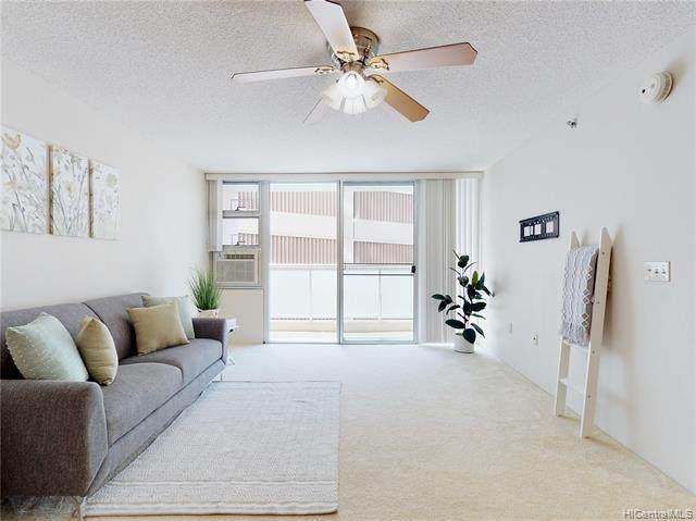 3009 Ala Makahala Place #304, Honolulu, HI 96818 (MLS #202115895) :: Keller Williams Honolulu