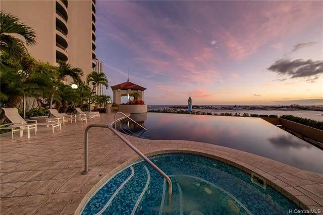 66 Queen Street #1405, Honolulu, HI 96813 (MLS #202115896) :: Hawai'i Life