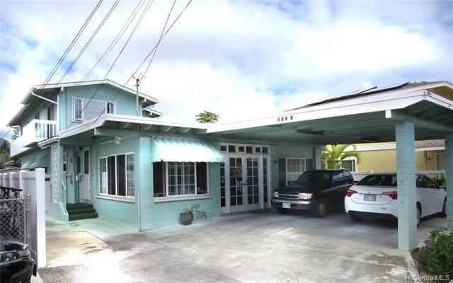 450D Kawainui Street, Kailua, HI 96734 (MLS #202115907) :: Weaver Hawaii   Keller Williams Honolulu