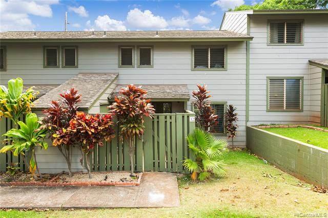 92-1235 Panana Street #32, Kapolei, HI 96707 (MLS #202115914) :: Weaver Hawaii | Keller Williams Honolulu