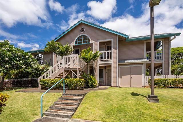 94-870 Lumiauau Street C106, Waipahu, HI 96797 (MLS #202115922) :: Team Lally