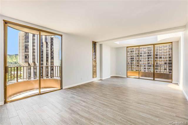 311 Ohua Avenue Ph4, Honolulu, HI 96815 (MLS #202115924) :: LUVA Real Estate