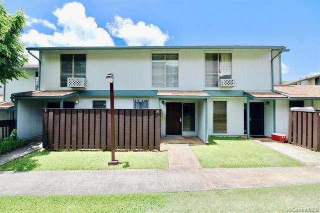 92-984 Panana Street #10, Kapolei, HI 96707 (MLS #202115931) :: Weaver Hawaii | Keller Williams Honolulu