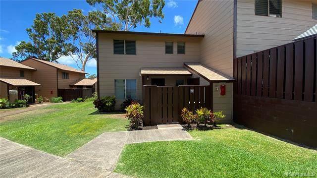 92-1287 Panana Street #14, Kapolei, HI 96707 (MLS #202115935) :: Keller Williams Honolulu
