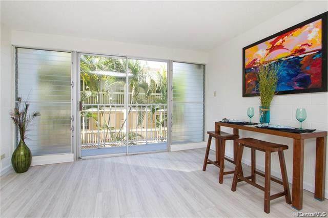 1715 Fern Street #204, Honolulu, HI 96826 (MLS #202115938) :: Team Lally