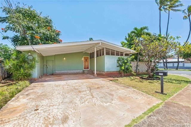 4402 Laakea Street, Honolulu, HI 96818 (MLS #202115939) :: LUVA Real Estate