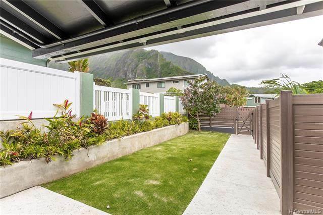 46-424 Kuneki Street, Kaneohe, HI 96744 (MLS #202115941) :: LUVA Real Estate