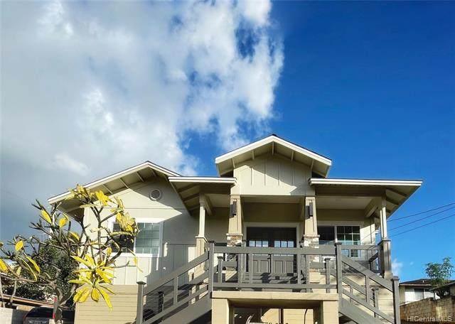 98-161 Honomanu Street, Aiea, HI 96701 (MLS #202115994) :: Corcoran Pacific Properties
